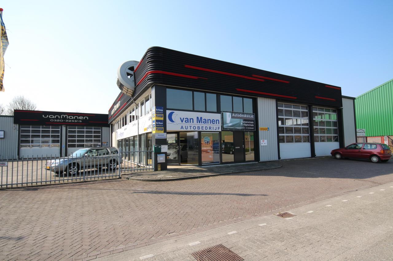Wigstraat 25 LELYSTAD - Van Westrhenen Voerman Bedrijfshuisvesting